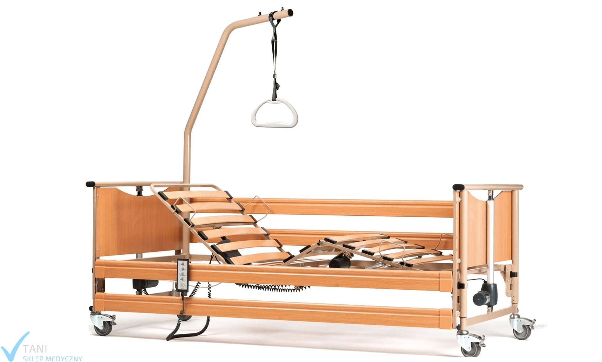 Łóżko rehabilitacyjne luna